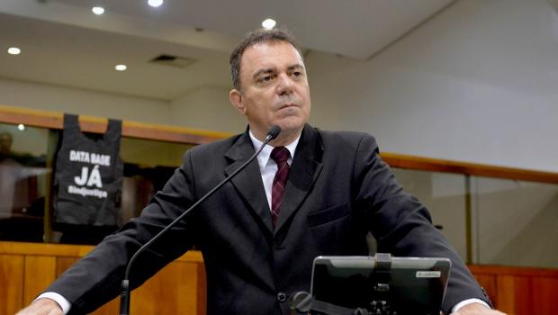 Luis Cesar Bueno descarta possibilidade de PT migrar para base do governador