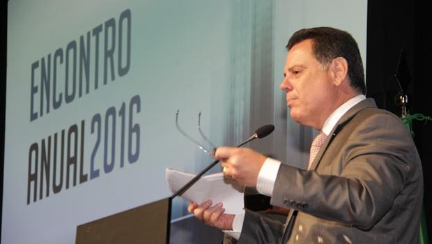 Marconi apresenta programa de ajuste fiscal aConselho Empresarial da América Latina