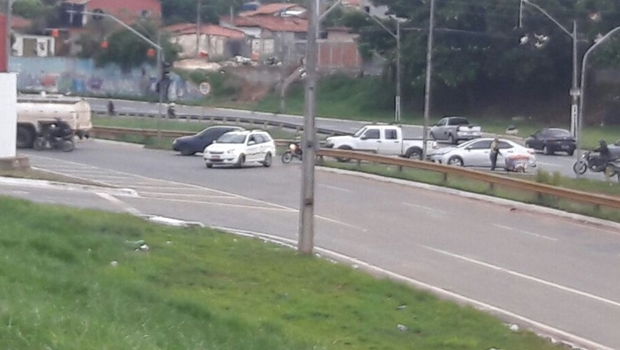Marginal Botafogo é liberada quatro dias após tempestade que assolou Goiânia
