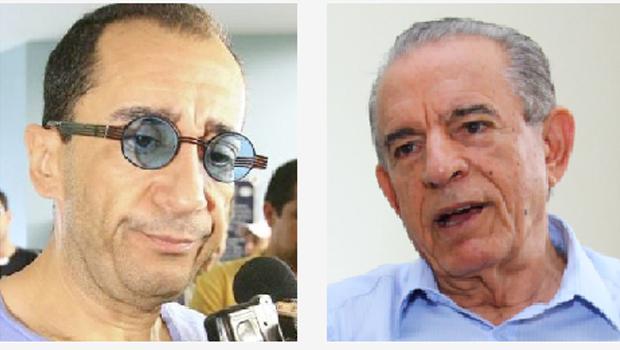 Iris Rezende espera mais oposição de Jorge Kajuru do que de toda a oposição