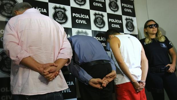 Polícia prende quadrilha que desviou R$ 1 milhão de contas judiciais em Goiânia