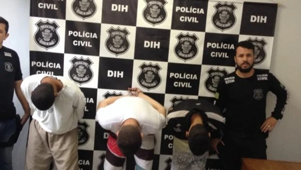 Polícia indicia três suspeitos de matarem homem com golpes de concreto em Goiânia
