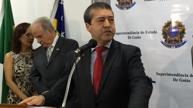 Em Goiânia, ministro do Trabalho afirma que Temer jamais cogitou aumento de jornada
