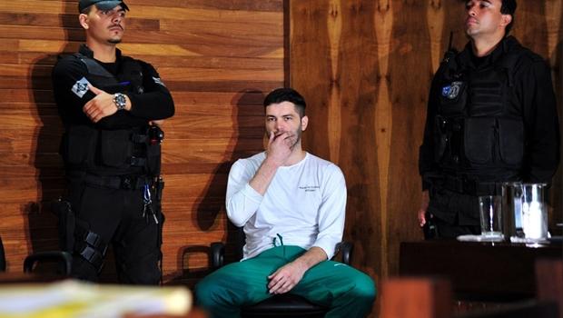 Tiago Henrique enfrenta novo júri popular nesta quarta-feira | Foto: Aline Caetano/TJGO