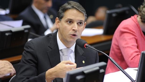 Thiago Peixoto durante comissão do MP   Foto: Lucio Bernardo Junior / Câmara dos Deputados