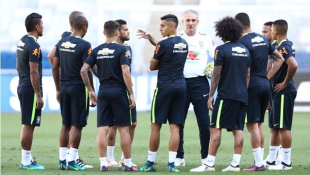 Sorteio define adversários do Brasil na Copa do Mundo
