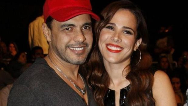 """Zezé Di Camargo diz que Wanessa já bateu em sua namorada: """"Agressão covarde"""""""