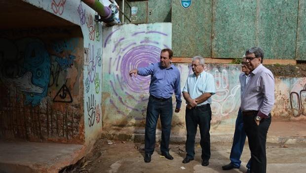Crea pede que prefeitura pare manutenção em viaduto do Jardim Goiás e realize estudo técnico