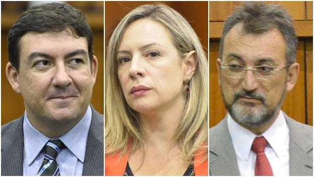 José Vitti (PSDB) confirma movimentação do PT. Deputados petistas negam | Fotos: Marcos Kennedy e Y. Maeda