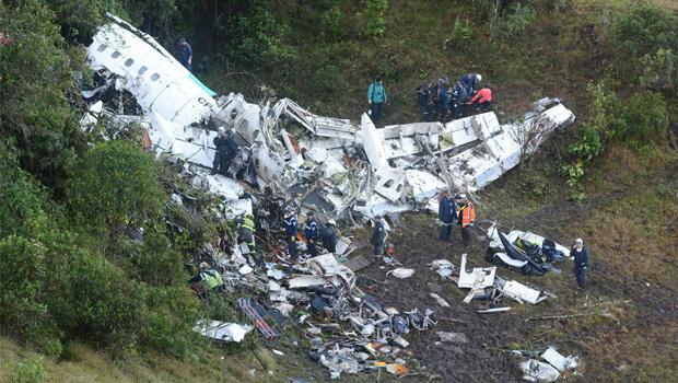 Famílias das vítimas do acidente do voo da Chape devem receber 4,77 bilhões de indenização