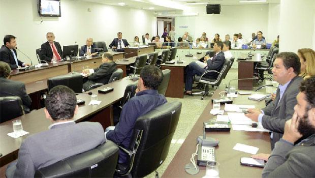 Objetivo da reunião foi esclarecer pontos polêmicos relativos às finanças do Plansaúde e os possíveis prejuízos aos usuários   Foto: Divulgação