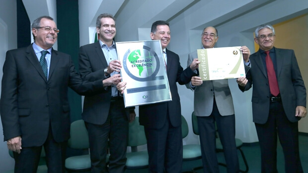 CRER é o primeiro hospital de reabilitação do Brasil alcançar nível 3 de excelência em atendimento