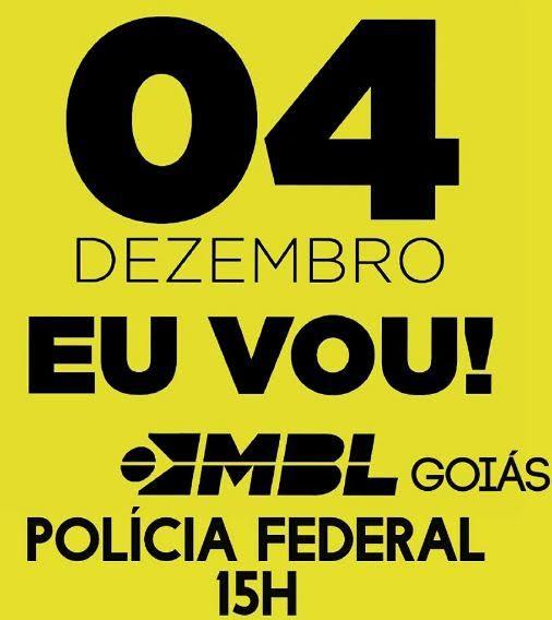 Movimento Brasil Livre (MBL) garante que não é manipulado por partidos políticos