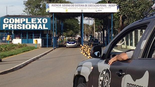 Tumulto no Complexo Prisional de Aparecida deixa 15 presos feridos