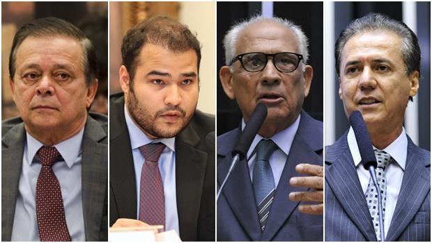 Quatro goianos são eleitos para Comissão Representativa do recesso parlamentar