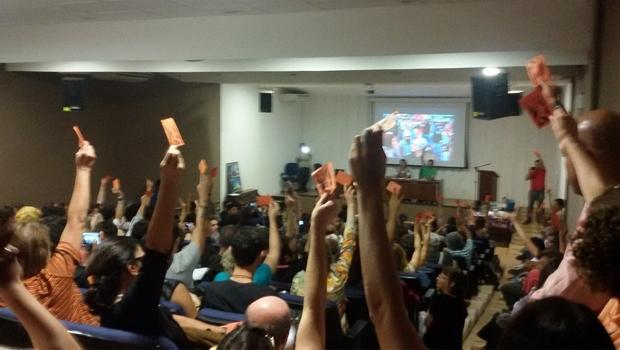 Grupo de professores da UFG deflagra greve nesta sexta-feira