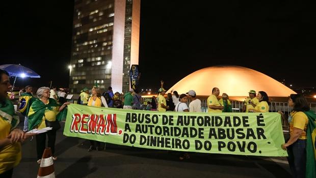 """Juízes e promotores goianos vão a Brasília protestar contra """"abuso de autoridade"""""""