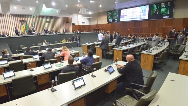 PEC teve apenas um voto contrário | Foto: Marcos Kennedy / Assembleia Legislativa