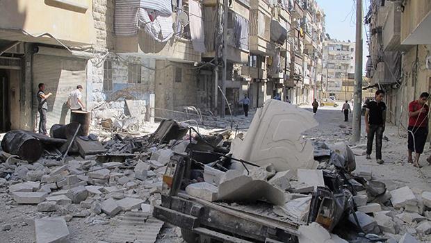 A queda de Aleppo