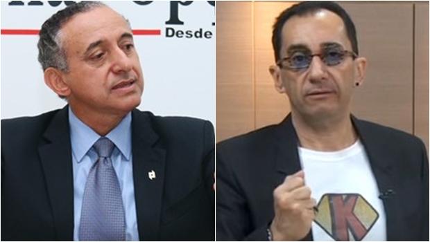 Príncipe de Dubai, o vereador Anselmo Pereira torrou milhões com tendas