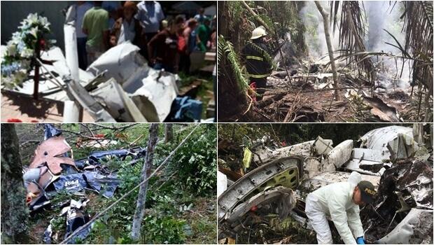 Número de acidentes aéreos nos últimos dias impressiona internautas