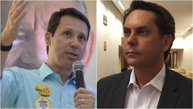 """Bruno Peixoto nega que Andrey Azeredo seja """"preferido"""" para presidência da Câmara"""