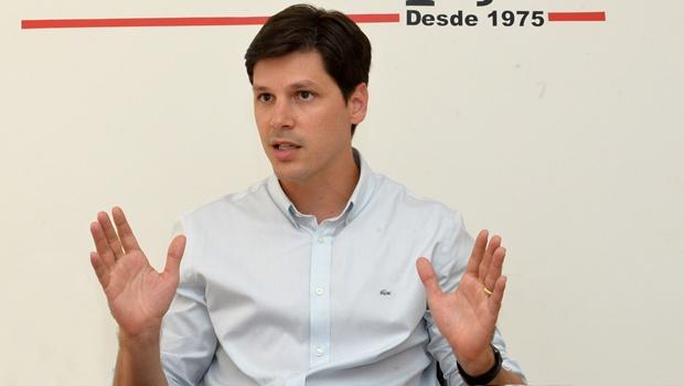 Daniel Vilela sustenta que pretende disputar o governo de Goiás em 2018