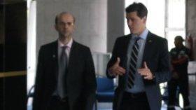 Diretor do campus Jataí da UFG, Alessandro Martins, e o deputado federal Daniel Vilela (PMDB), no Salão Azul do Senado, nesta quarta-feira (7/12)