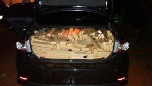 Droga foi encontrada em Anápolis | Foto: Polícia Civil