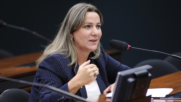 Dulce Miranda ressalta a importância do combate à violência contra a mulher