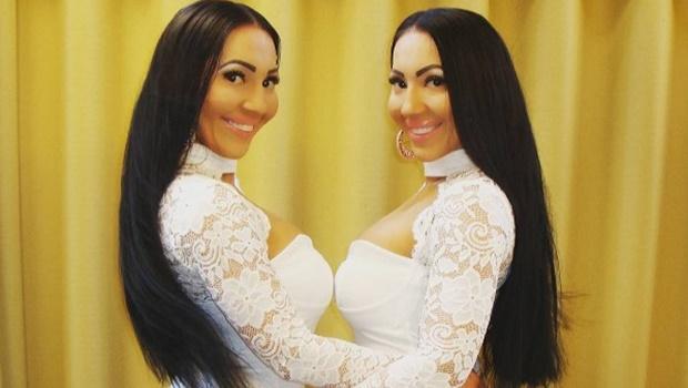 Gêmeas idênticas anunciam que irão se casar com o mesmo homem