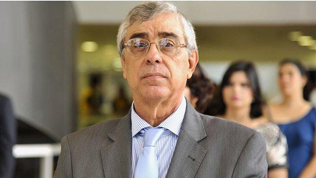 Desembargador Gilberto Marques Filho   Foto: Fernando Leite/Jornal Opção