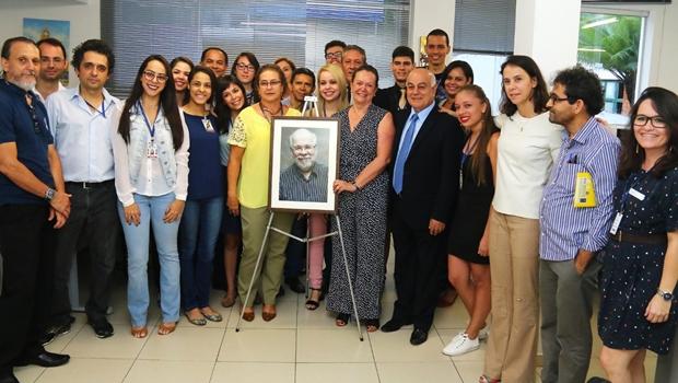 Agência de Notícias da Assembleia Legislativa ganha nome do fundador do Jornal Opção
