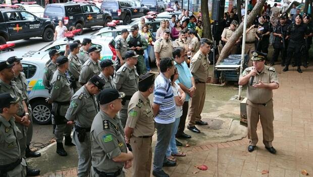 Ação foi elogiada por representantes de comerciantes | Foto: Jota Eurípedes