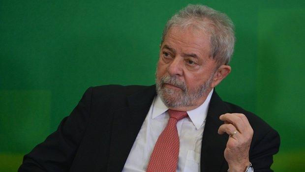 Ex-presidente Lula é réu em cinco ações penais, nos âmbitos das Operações Lava Jato, Zelotes e