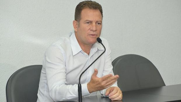 Deputado afirmou que gostaria de ter participado das reuniões enquanto vice | Foto: Marcos Kennedy