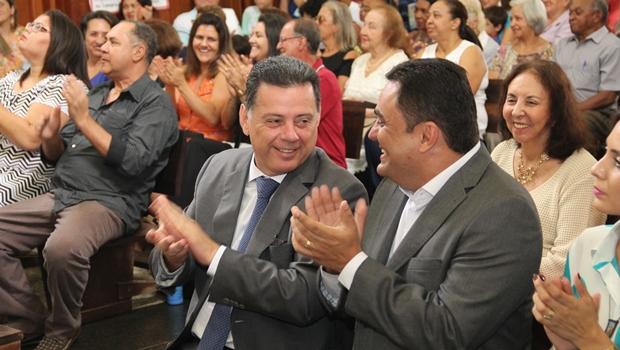 Marconi Perillo vai completar 106 audiências com prefeitos eleitos ou reeleitos