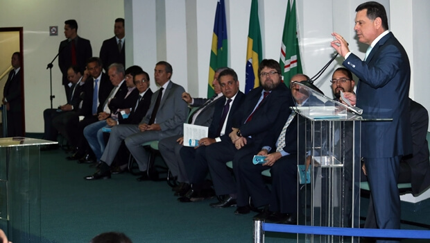Marconi anuncia aumento do Crédito Produtivo da GoiásFomento