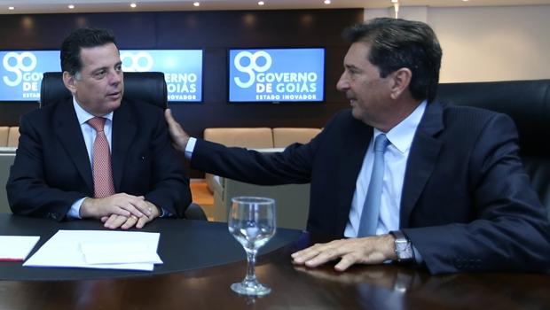 """""""Privatização da Celg foi ótimo acordo e Aparecida ganhará muito"""", avalia Maguito"""