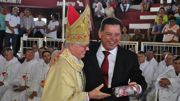 Governador participa de comemoração dos 50 anos da Diocese de Itumbiara