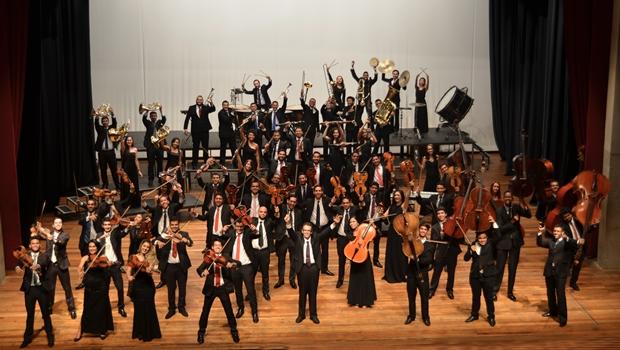 Orquestra Sinfônica Jovem de Goiás faz primeiro concerto na China nesta terça (27)