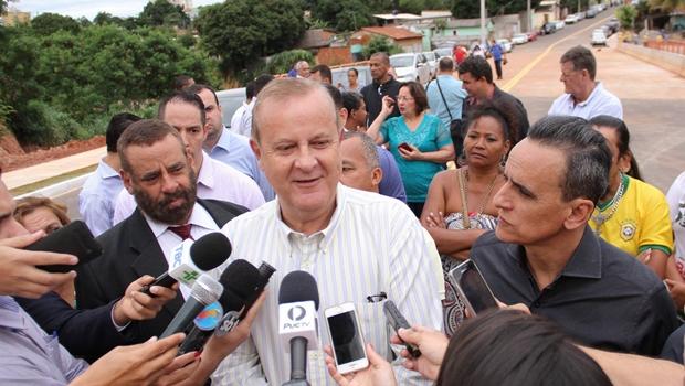 Paulo Garcia diz que vai deixar mais de R$ 2,1 bi em caixa, mas não detalha contas
