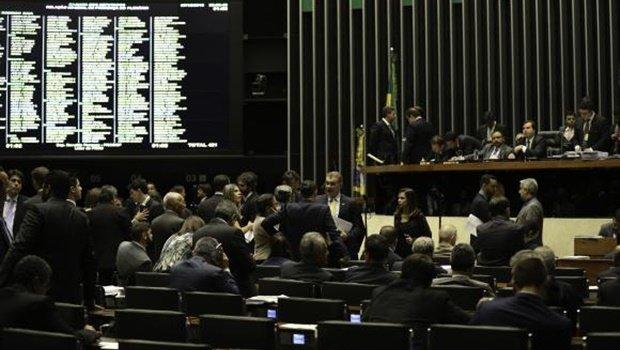 O Plenário da Câmara dos Deputados analisa a MP 746/16, que trata da reforma do ensino médio | Foto: Fabio Rodrigues Pozzebom/Agência Brasil