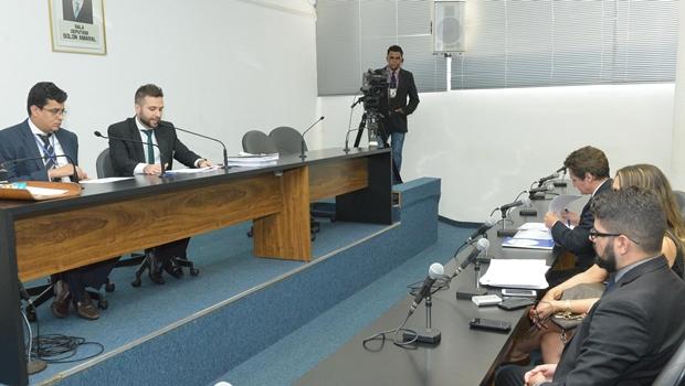 TV Assembleia transmite ao vivo licitação para gerência da folha de pagamento da Casa