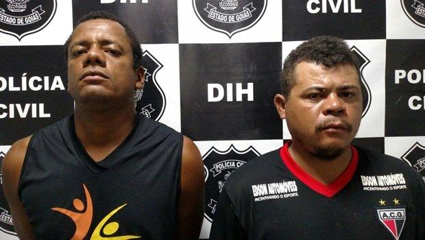 Suspeitos confessaram o crime e entregaram uma das armas usadas | Foto: Polícia Civil