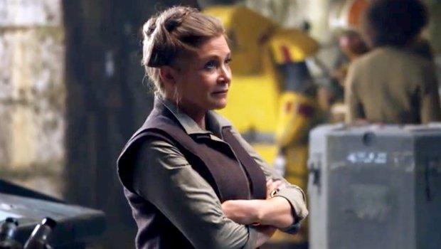 Atriz interpretou Princesa Leia na saga Star Wars | Foto: Reprodução