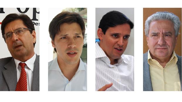 Maguito não vai trocar o PMDB pelo PSD mas quer o apoio do partido para ele ou para Daniel em 2018