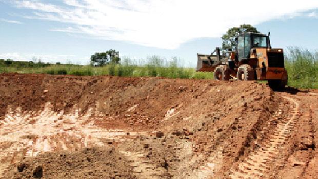 Município de Novo Jardim estreia obras do Projeto Barraginhas