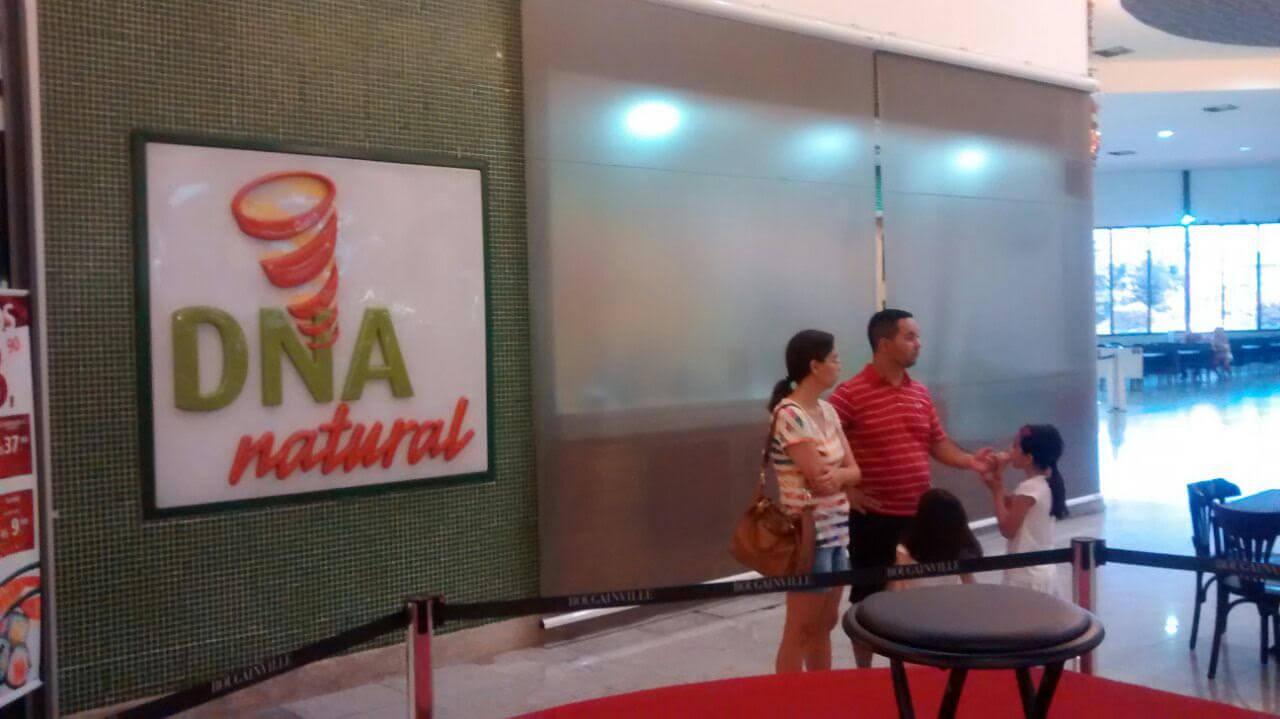 Restaurantes DNA e Detroit fecham as portas no Shopping Bougainville