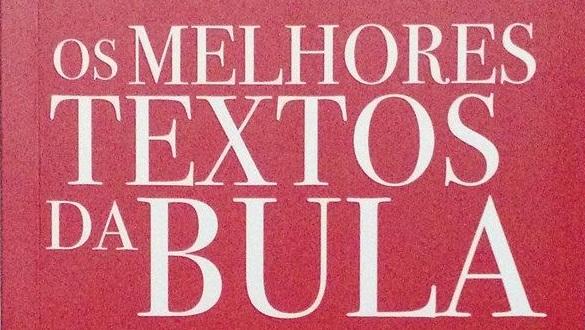 Revista Bula lança livro com seleção de seus melhores textos